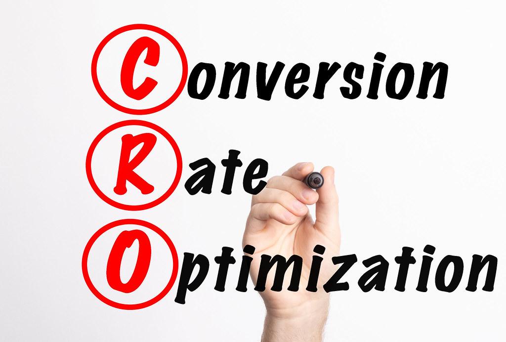 conversion rate o